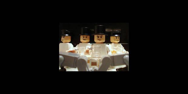 Lego devient numéro 4 mondial des jouets - La Libre