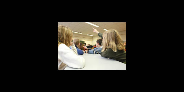 4.151 places dans 13 écoles fondamentales bruxelloises