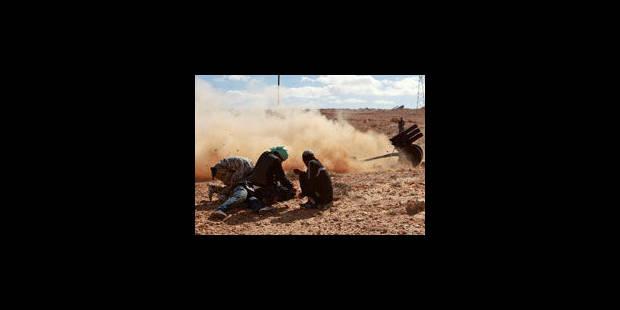 """La Libye risque de devenir une """"Somalie de la Méditerranée"""" - La Libre"""