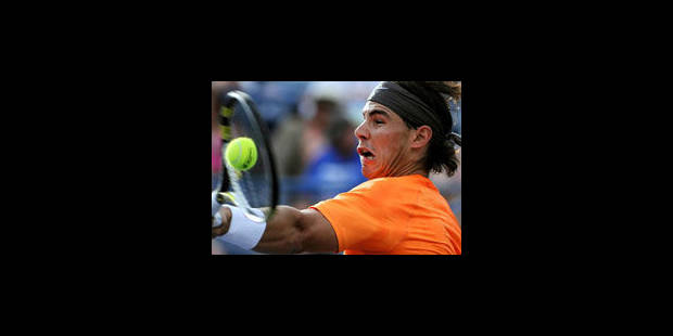Indian Wells: Nadal sans heurts, Soderling disparaît - La Libre