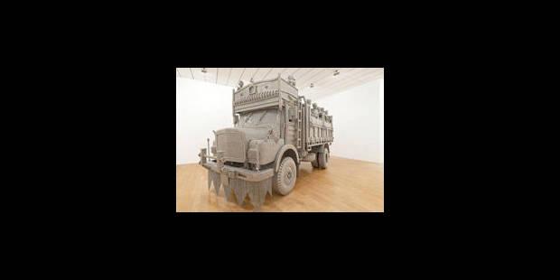 L'art indien en insertion sociétale - La Libre