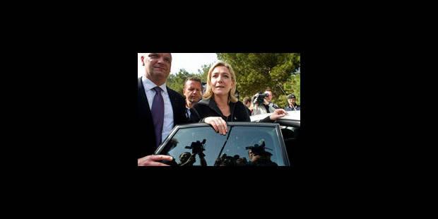 Les médias, complice dans la montée de M. Le Pen ? - La Libre