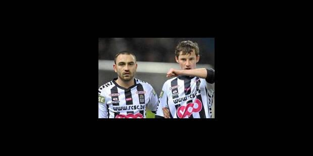 Charleroi - Cercle sera bien joué !