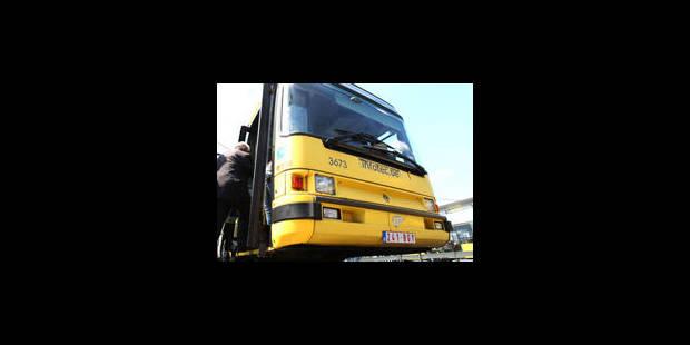 Une ado fauchée par un bus à Jodoigne - La Libre
