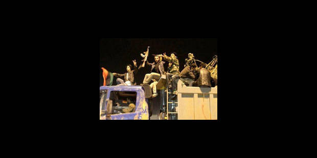 Le New York Times annonce que Tripoli va libérer ses quatre journalistes - La Libre