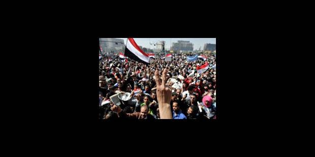 ElBaradei agressé lors du vote sur une réforme constitutionnelle en Egypte - La Libre