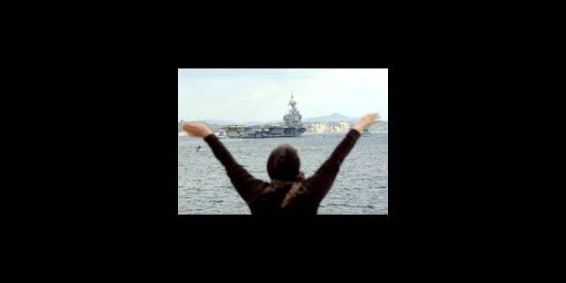 Libye: forces aériennes et maritimes mobilisées en Italie et en Méditerranée - La Libre