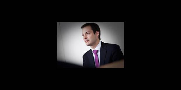 De Croo souhaite que la N-VA entame des négociations parallèles - La Libre