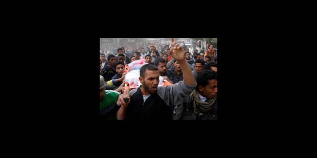 La tension monte à la frontière entre la bande de Gaza et Israël - La Libre