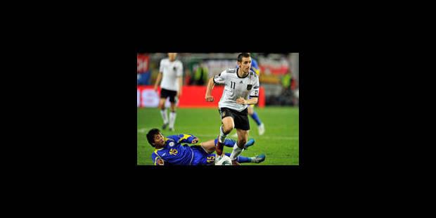 Klose et l'Allemagne cherchent un hôtel