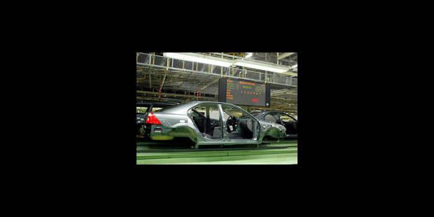 Le séisme japonais touche Ford Genk - La Libre