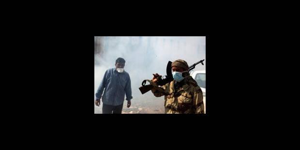 Libye: Neuf puissantes explosions ont secoué Syrte - La Libre