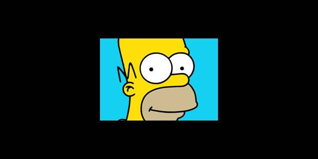 Les Simpson censurés à la TV allemande pour cause de désastre nucléaire - La Libre