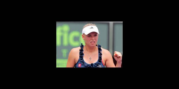 WTA Miami - 8e de finale: Caroline Wozniacki éliminée par Andrea Petkovic - La Libre