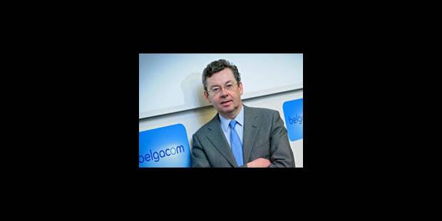 Belgacom: rémunération de la direction en hausse de 36 pc - La Libre