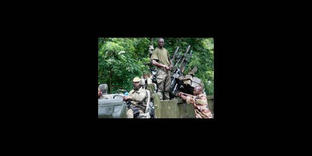 Accalmie autour des bastions de Gbagbo à Abidjan - La Libre