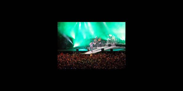 Francofolies de Spa: quatre jours de concerts sur la grande scène - La Libre
