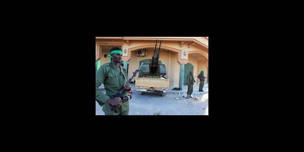 Les armes wallonnes ne pouvaient partir en Libye - La Libre