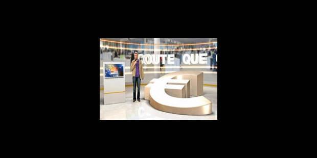 RTL aussi a son nouveau studio d'info - La Libre
