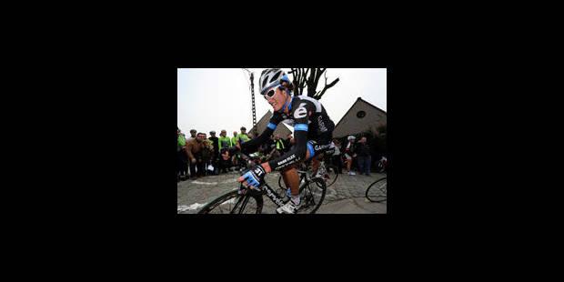 Johan Vansummeren, éternel équipier, s'adjuge Paris-Roubaix ! - La Libre