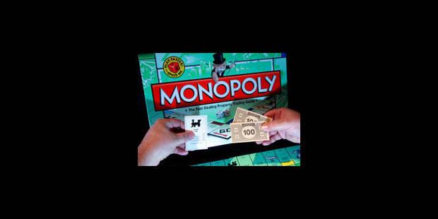 Monopoly ou Monorealty ? - La Libre