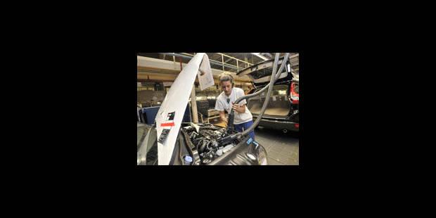 "L'auto ""made in Belgium"" est en forme - La Libre"