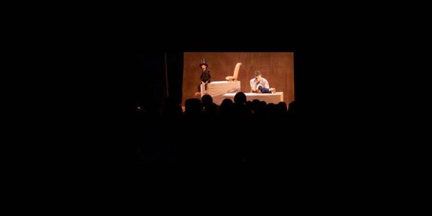 Théâtre nomade cherche local - La Libre
