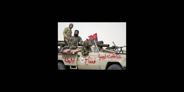 Le régime libyen certifie que Al-Qaïda est impliqué dans le conflit - La Libre