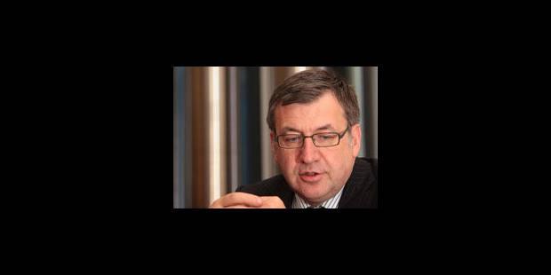 Vanackere évoque l'intégration de la Serbie à l'UE - La Libre