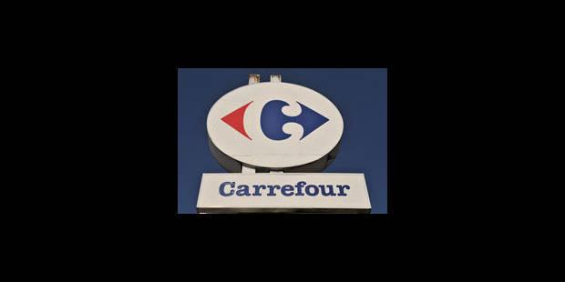 Deuxième hausse consécutive du chiffre d'affaires de Carrefour en Belgique - La Libre