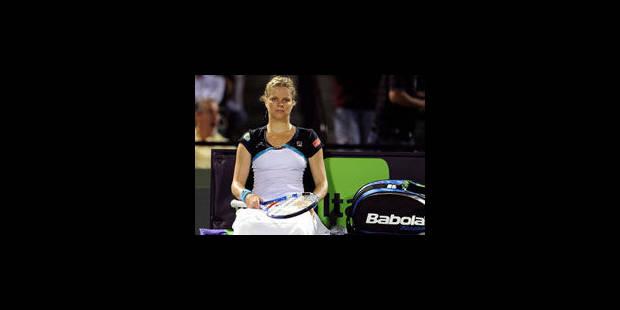 Kim Clijsters pourrait être rétablie pour Roland Garros - La Libre