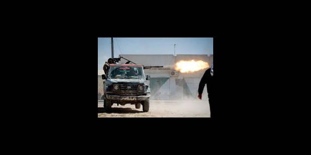 Libye: Combats acharnés à Misrata - La Libre