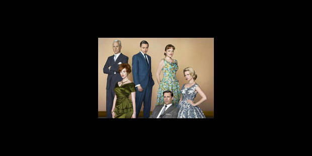 Mad Men: 1963, la fin des illusions - La Libre