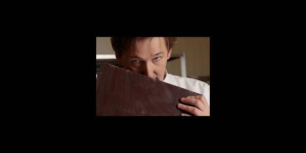 """Pierre Marcolini: """"Moi, je fais du chocolat"""" - La Libre"""