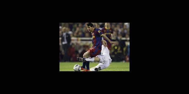 Messi place le Barça sur une voie royale pour la finale de la Ligue des champions - La Libre