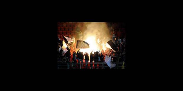 Huit interpellations après Charleroi-Eupen - La Libre