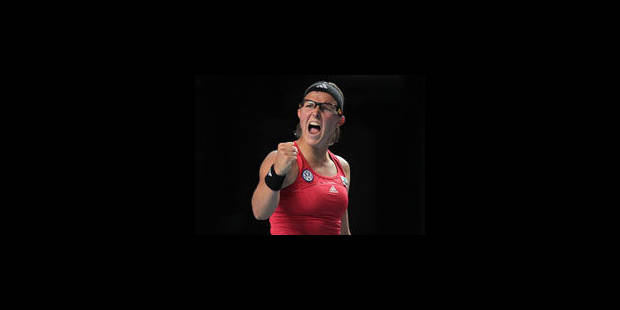 Flipkens réintègre le top 100 mondial, Malisse perd 2 places - La Libre