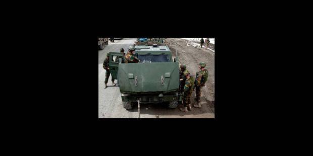 Opération Salang Express - La Libre