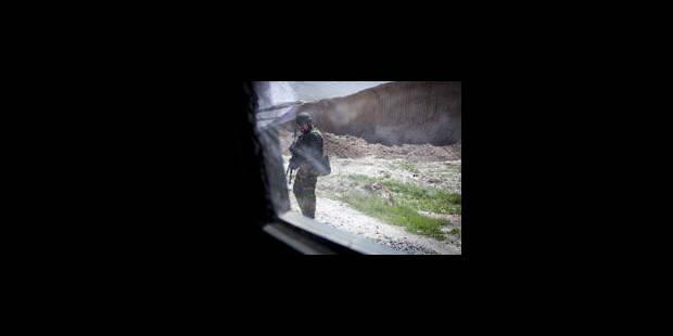 Embedded en Afghanistan - La Libre