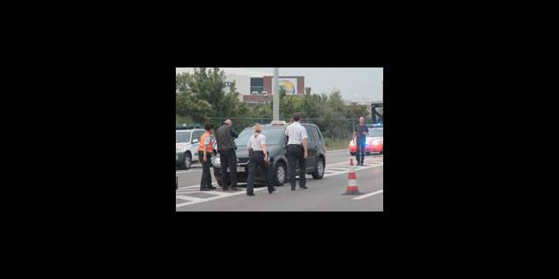 La police tire sur un taximan: juge d'instruction place le chauffeur sous mandat d'arrêt - La Libre
