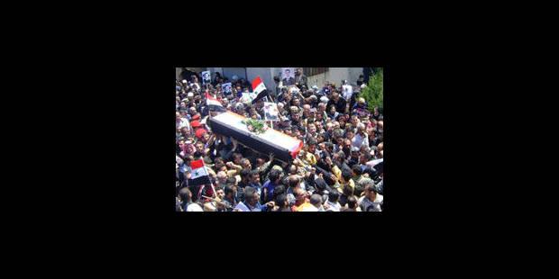 Syrie: au moins 8 morts en 24 heures - La Libre