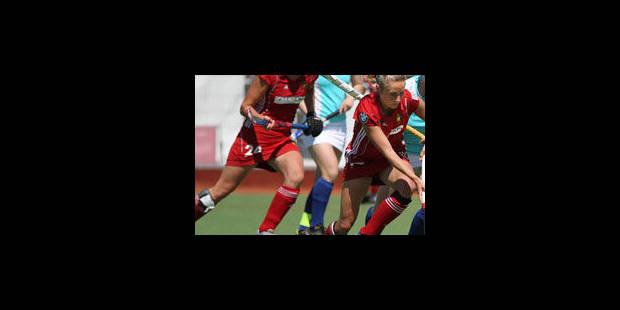Les dames belges en finale du Champions Challenge II - La Libre
