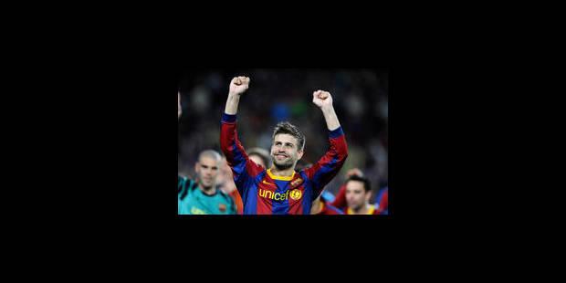 Espagne - Le FC Barcelone remporte son 21e titre de champion