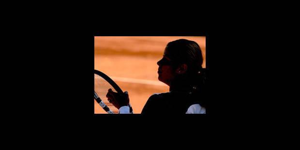 """Clijsters: """"Je ressens encore une petite douleur"""" - La Libre"""