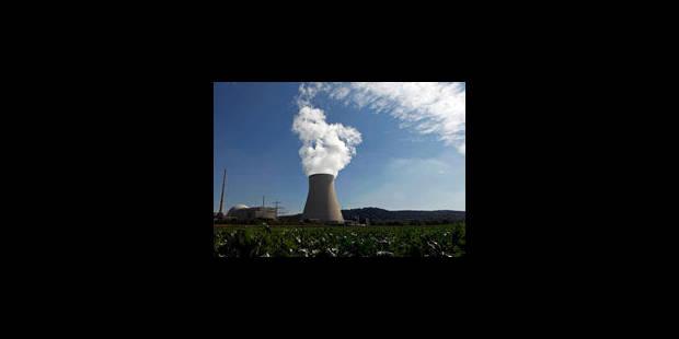 Des réacteurs vulnérables - La Libre