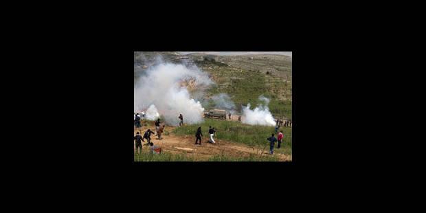 """Israël: la commémoration de la """"Nakba"""" ensanglantée par des violences sans précendent - La Libre"""