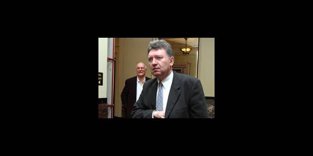 """Eric Lecomte suspendu """"par mesure d'ordre"""" - La Libre"""