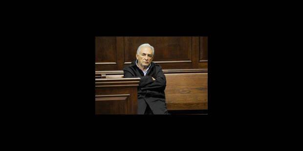 FMI: la pression monte au sujet de la succession de DSK - La Libre