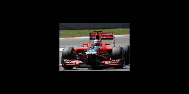Vettel remporte le GP d'Espagne, D'Ambrosio 20e - La Libre