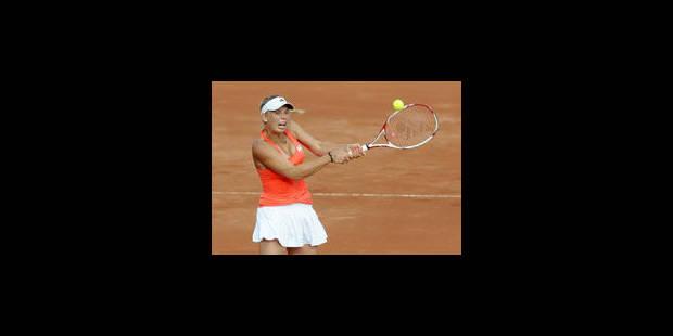 Caroline Wozniacki remporte le premier Brussels Open - La Libre